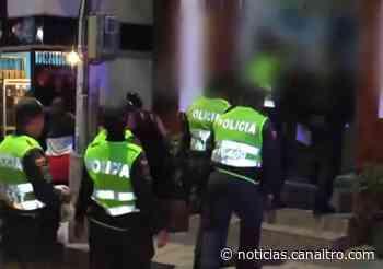 Capturan en Simacota a un sujeto sindicado por lesiones personales - Canal TRO