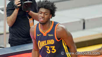 Warriors rookie James Wiseman could miss rest of season with torn meniscus in right knee, per report