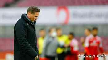 Feuerwehrmann soll feststehen: 1. FC Köln trennt sich von Trainer Gisdol