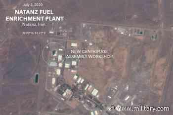 Electrical Problem Strikes Iran's Natanz Nuclear Facility - Military.com