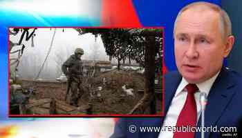 Russias military sent to border near Ukraine as Putin issues warning against West: Report - Republic TV