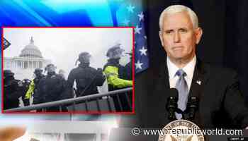 Mike Pence pleaded military officials to Clear the Capitol: Pentagons timeline of riots - Republic TV