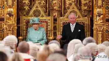 Nach dem Tod von Prinz Philip: Alle Augen richten sich auf Charles