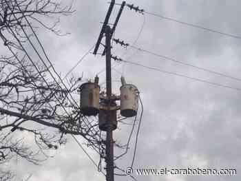Comunidad en Guacara clama ayuda: Seis días sin electricidad y tres meses sin gas - El Carabobeño