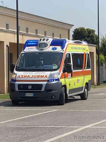 Mattina movimentata a Passirano: due ambulanze e Vigili del fuoco in via Europa - Prima Brescia
