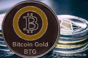 Bitcoin Rallye verpasst? Bitcoin Gold (BTG) pumpt sich nach vorn - BTC-ECHO | Bitcoin & Blockchain Pioneers