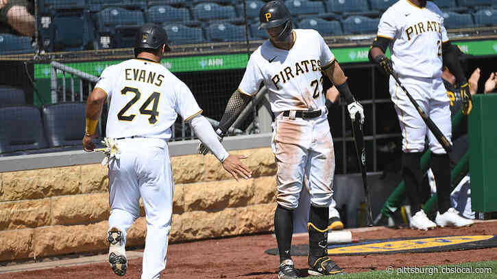 Pirates Win Second In A Row, Take Series From Cubs With 7-1 Victory