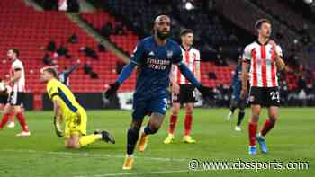 Arsenal player ratings vs. Sheffield United: Lacazette, Martinelli fire Gunners back to winning ways