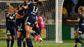 Victory's very late W-League title winner - South Coast Register