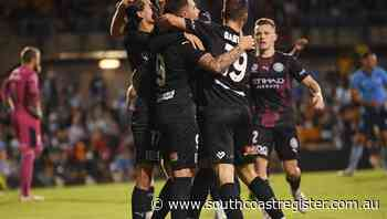 City showing more steel in A-League - South Coast Register