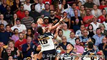 Brumbies seek revenge after Reds repeat - South Coast Register
