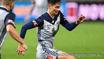 Sub ends Victory's winless A-League run - South Coast Register