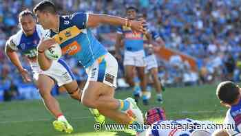 Fifita-inspired Titans beat Knights in NRL - South Coast Register