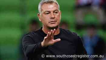 NZ return no bother for United coach Rudan - South Coast Register