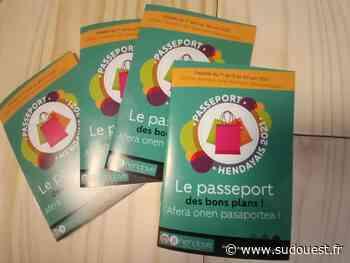 Hendaye : un passeport pour accompagner le commerce local - Sud Ouest
