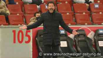 Primera Division: Spitzenreiter Atlético Madrid nur 1:1 bei Betis Sevilla