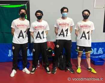 Tennis tavolo Serie A2 maschile - Castel Goffredo torna al top anche con i maschi   Voce Di Mantova - La Voce di Mantova