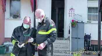 VIGILI DEL FUOCO PRADAMANO Tragedia sfiorata ieri mattina in una villetta di - Il Gazzettino