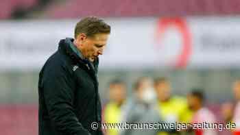 28. Spieltag: Gisdol nicht mehr Kölner Trainer nach Pleite