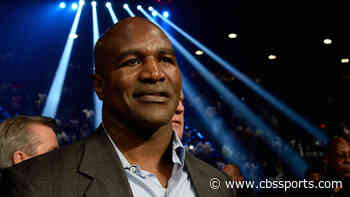 Evander Holyfield to face Kevin McBride in exhibition on Teofimo Lopez vs. George Kambosos undercard