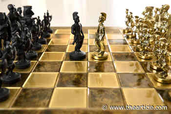 War games: Battlefield strategy and the game of chess - TheArticle