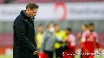 Nach Niederlage gegen Mainz: Köln stellt Trainer Gisdol frei