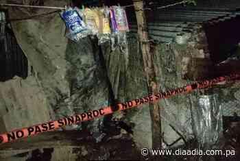 Una vivienda afectada por desprendimiento de rocas en Ocú - Día a día