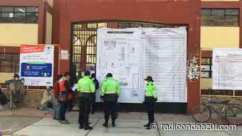 San Antonio de Putina: No se instalaron las mesas de sufragio a la hora indicada - Radio Onda Azul