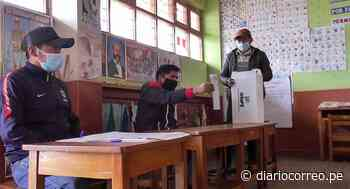Putina: Miembros de mesa deben garantizar la jornada de votación - Diario Correo