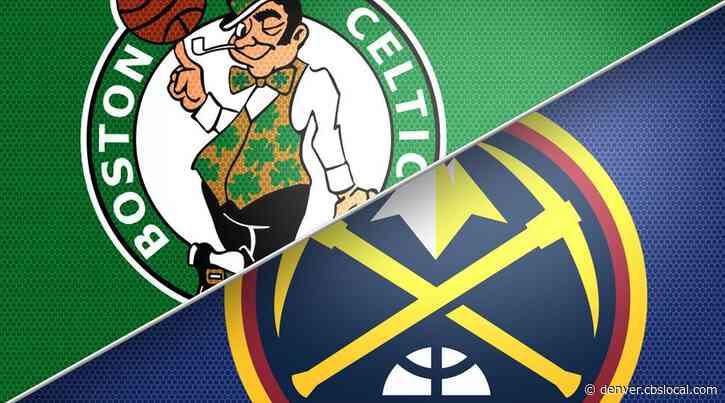 Celtics' 31-3 Run Ends Nuggets' Win Streak