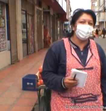 Vendedores informales de Ipiales no quieren ser reubicados en la Plaza de Mercado - Extra Pasto