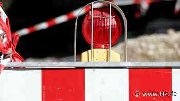 Windische Gasse in Heiligenstadt zum Teil gesperrt - Thüringische Landeszeitung