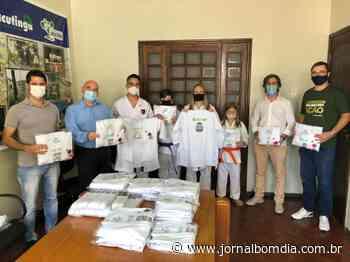 Notícias | Notícias: jacutinga-incentivo-ao-esporte-ea-educacao - Jornal Bom Dia