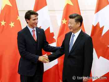 LILLEY: Trudeau bows to Beijing, Ottawa blocks Taiwan leader's award - Toronto Sun
