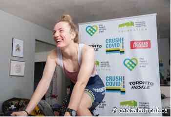 Ottawa's Lucy Hempstead crushes indoor cycling world record and raises funds for mental health - capitalcurrent.ca