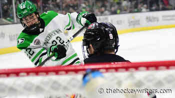 Ottawa Senators Should Be Patient With the UND Prospects - The Hockey Writers