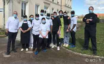 Des apprentis en restauration formés par un chef étoilé à Argentan - actu.fr