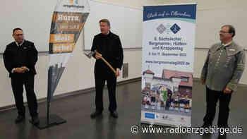 Olbernhau stellt Programm zum Bergmannstag 2022 vor - Radio Erzgebirge