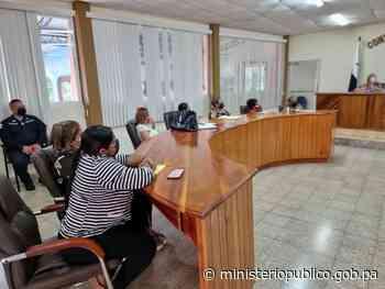 En Bugaba Ministerio Público coordina estrategias con autoridades municipales y estamentos de seguridad - ministeriopublico.gob.pa
