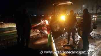 Marcos Juárez se recupera del temporal - El Diario de Carlos Paz