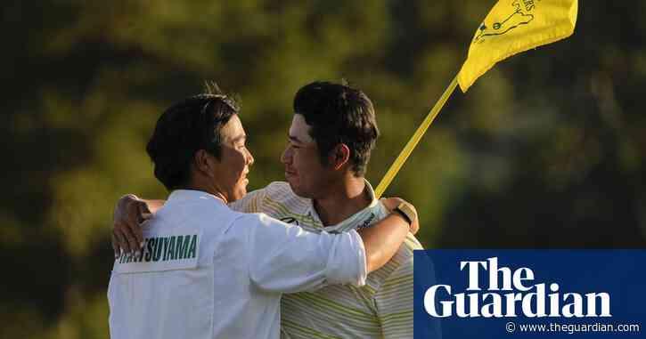 Hideki Matsuyama holds nerve to become Masters champion