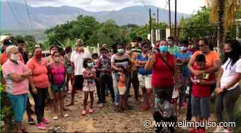¡Se cansaron! Habitantes de El Tocuyo protestaron por los bajos sueldos #9Abr - El Impulso