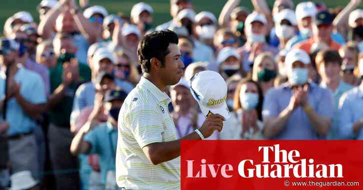 The Masters 2021: fourth round – as it happened