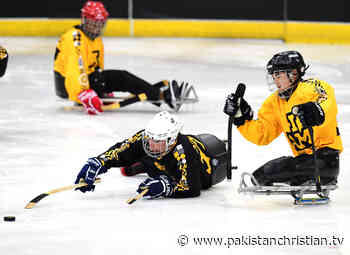 World Para Ice Hockey is attempting to stage a qualifier in Beijing 2022 - Pakistan Christian TV