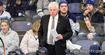 UMaine Men's Ice Hockey coach dies - WAGM