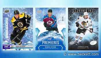 2020-21 Upper Deck Ice Hockey Checklist, Hobby Box Info, Release Date - Beckett Media, LLC