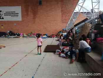 Aumenta a 22 el número de migrantes con covid-19 en campamentos de Arauquita - RCN Radio