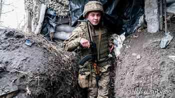 USA drohen Russland: Kiew meldet getöteten Soldaten in Donbass