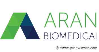 Aran Biomedical Expansion: Galway Implantable Device Manufacturer to create 150 New Jobs - PRNewswire