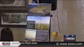 Wind turbine manufacturer opening plant in Lawton, bringing 300 jobs - KSWO
